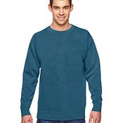 9.5 oz. Garment-Dyed Fleece Crew
