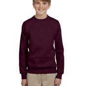 Youth 7.8 oz. ComfortBlend® EcoSmart® 50/50 Fleece Crew