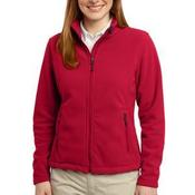 Name Field Ladies Value Fleece Jacket