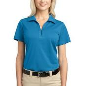 Ladies Tech Pique Polo