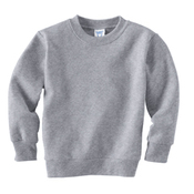 Toddler 7.5 oz. Fleece Sweatshirt