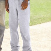 Eco Youth Open Bottom Sweatpants with Pockets AAU