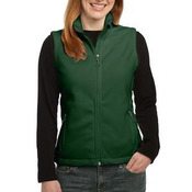 Ladies Value Fleece Vest Custom Lettering