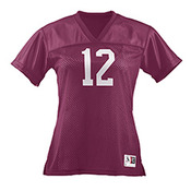 Girls Replica Football Tee
