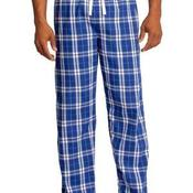 Copy of Young Mens Flannel Plaid Pant