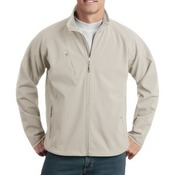 Textured Soft Shell Jacket