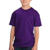 Name/number Youth 5.4 oz 100% Cotton T Shirt