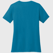 Ladies 5.4 oz 100% Cotton T Shirt