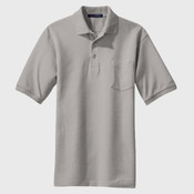 Men's 5.6 oz. Easy Blend™ Polo with Pocket