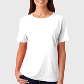 LA T Ladies' Combed Ring-Spun Jersey T-Shirt