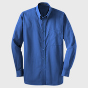 Tonal Pattern Easy Care Shirt