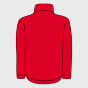 UltraClub® Adult Cool & Dry Sport 1/4-Zip Pullover with Side & Sleeve Panels
