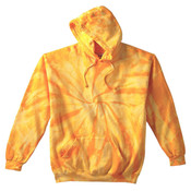 Adult Tie-Dyed Pullover Hoodie