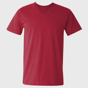 Adult 5 oz. HD Cotton™ V-Neck T-Shirt