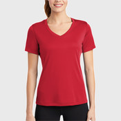 Ladies PosiCharge ® Competitor™ V Neck Tee