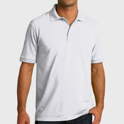 Core Blend Jersey Knit Polo