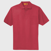 Select Snag Proof Pocket Polo