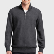 Super Heavyweight 1/4 Zip Pullover Sweatshirt