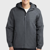 Hooded Charger Jacket