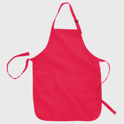 Deluxe Full-Length Apron