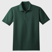 Adult Circular-Knit Performance Polo