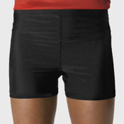 "Ladies' 4"" Compression Shorts"