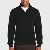 Tall 1/4 Zip Sweatshirt