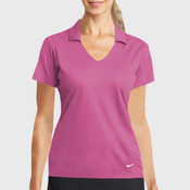 Ladies Dri FIT Vertical Mesh Polo