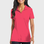 Ladies Cotton Touch ™ Performance Polo