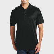 Micropique Sport Wick ® Piped Polo