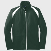 Adult Brushed Tricot Hook Jacket