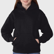 Youth EcoSmart® Hooded Pullover Fleece
