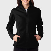 Ladies' Ironweave Full-Zip Jacket