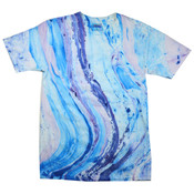 Adult Marble Tie-Dyed Tee
