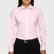 Ladies' Crown Woven Collection™ Banker Stripe