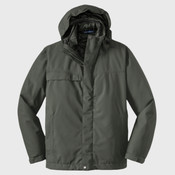 Herringbone 3 in 1 Parka