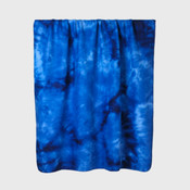 UltraClub Tie-Dye Fleece Blanket