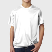 UltraClub® Youth Cool & Dry Basic Performance Tee