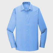 ® Slim Fit Carefree Poplin Shirt