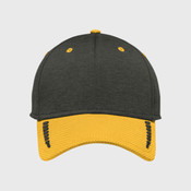 ® Shadow Stretch Heather Colorblock Cap