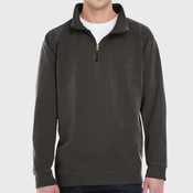 Ring Spun 1/4 Zip Sweatshirt
