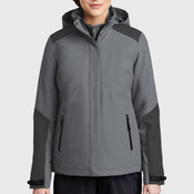 ® Ladies Insulated Waterproof Tech Jacket
