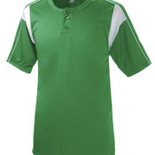 Adult Pro Placket Henley Tee