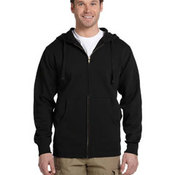 Men's 9 oz. Organic/Recycled Full-Zip Hood