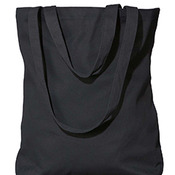 Organic Cotton Twill Everyday Tote