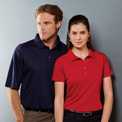 Men's JERZEES® DRI-POWER® SPORT Closed-Hole Mesh Polo