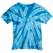 Youth Twist Tie-Dyed Tee