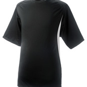 Adult Cooling Performance Color Block Tee
