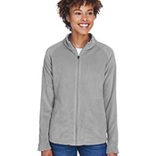 Ladies' Campus Microfleece Jacket - CONVAL LAX