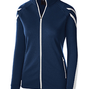Ladies' Temp-Sof Performance Fleece Flux Warm-Up Jacket